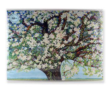 Plakat A3, Beemsterblüte, Toorop