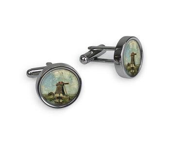 Cufflinks, Rijksmuseum, Windmill, Gabriel