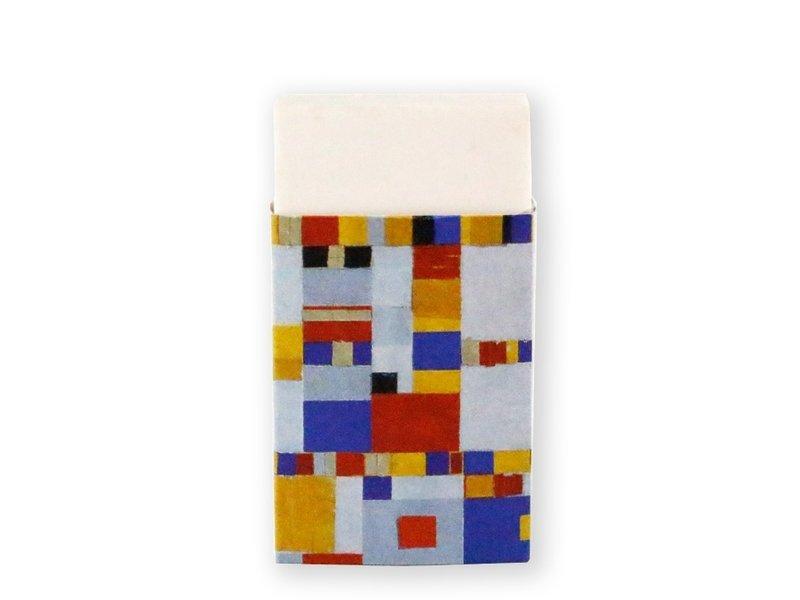 Eraser, Mondriaan