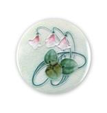 Taschenspiegel, Ø 80 mm, Jugendstil