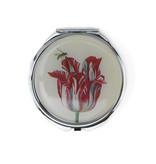 Folding Pocket Mirror W, Marrel, Tulip
