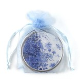 Klapspiegeltje, Delfts blauw Tegeltableau