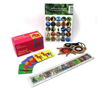 Gift Set, Animals for Kids