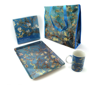Gift Set, Van Gogh Home Almond blossom