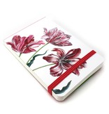 Pocket Note A7, Drei Tulpen, Merian