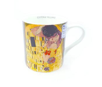 Mok, De Kus, Klimt