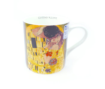 Mug, The Kiss, Klimt