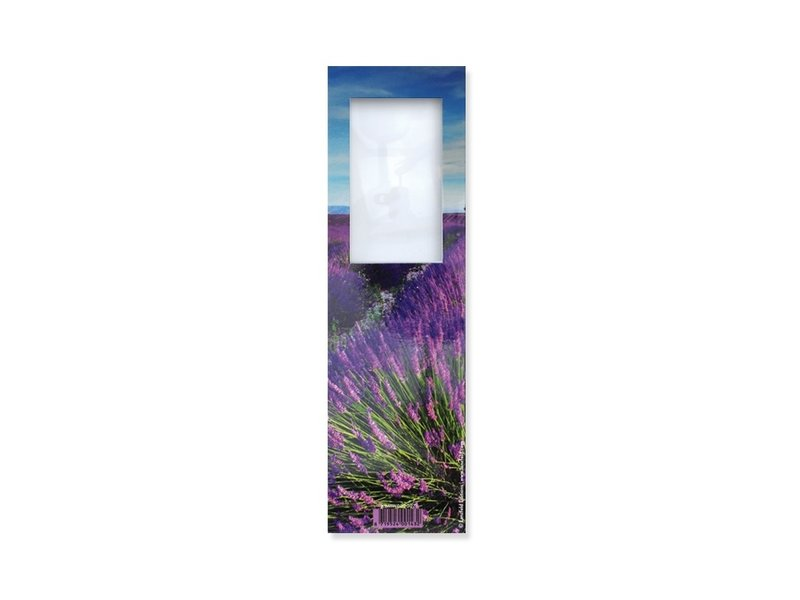 Magnifying Bookmark, Lavender field