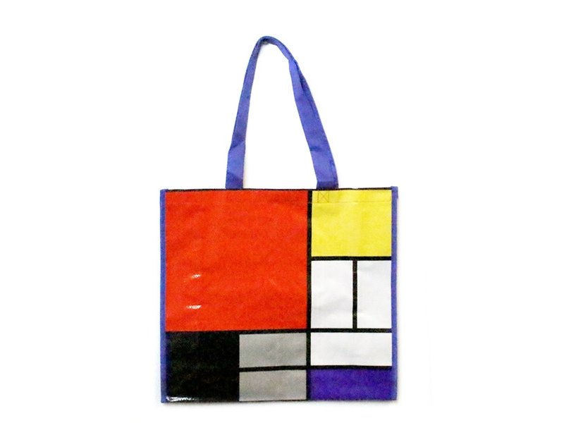 Shopper tas, Mondriaan