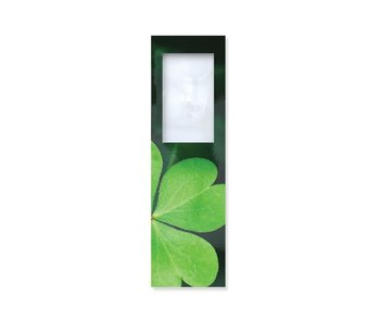 Magnifying Bookmark,  Four leaf clover