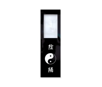 Magnifying Bookmark,  Yin Yang