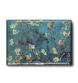 Kühlschrankmagnet, Mandelblüte, Van Gogh