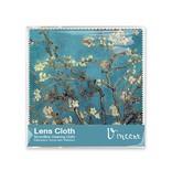 Lens cloth, 15 x 15 cm, Almond Blossom, Van Gogh