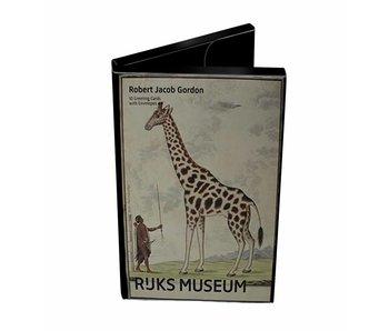 Cartera de tarjetas, Rijksmuseum, R.J. Gordon, animales