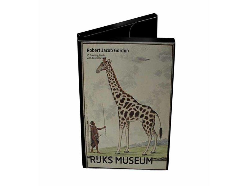 Kartenmappe, Rijksmuseum, R.J. Gordon, Tiere