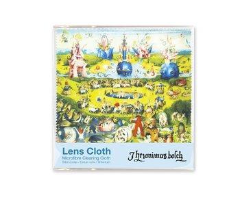 Brillenputztuch , 15x15 cm, Jheronimus Bosch