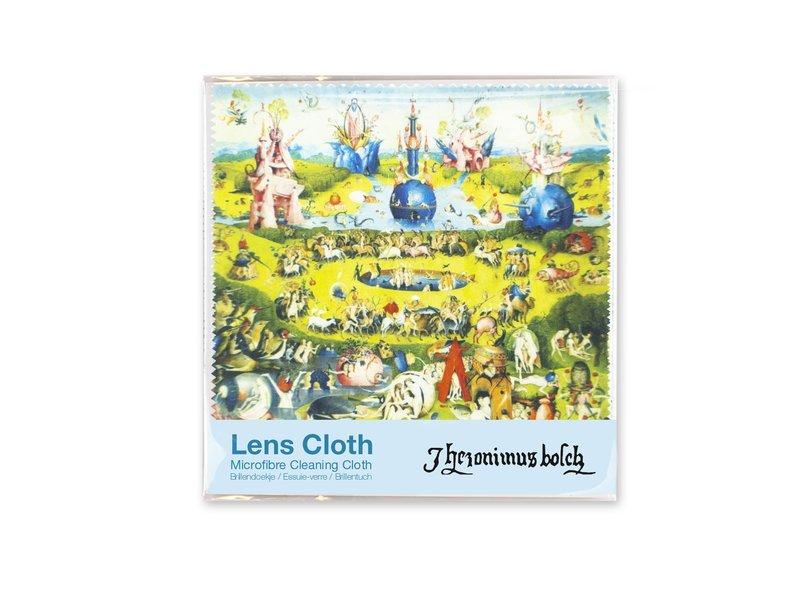 Paño de gafas, 15x15 cm, Jheronimus Bosch