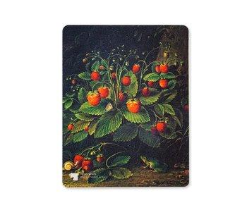 Mauspad, Schlesinger, Erdbeeren