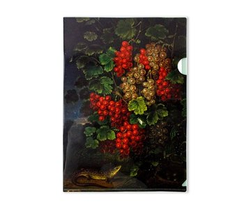 File Sheet W, Schlesinger, Red Currants