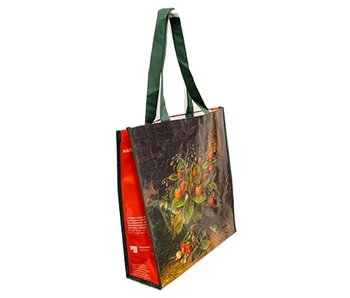 Shopper bag, Schlesinger, Strawberries