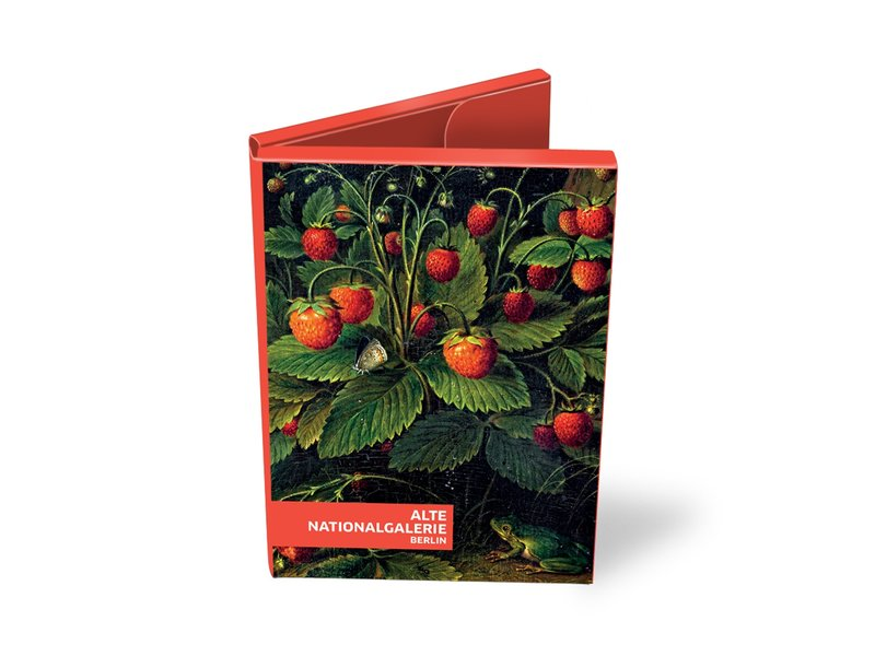 Tarjetero, Schlesinger, 2x5 tarjetas dobles