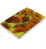Mini dienblad , 21 x 14 cm,  Zonnebloemen , Van Gogh