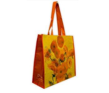 Einkaufstasche, Sonnenblumen, Van Gogh