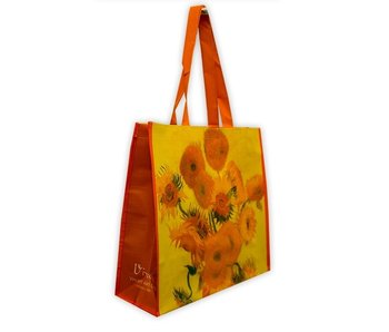 Shopper bag , Sunflowers, Van Gogh