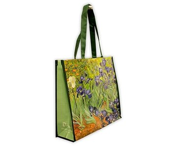 Shopper bag , Irises, Van Gogh