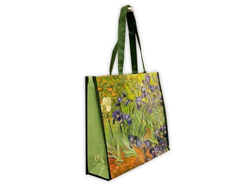 Bolso de compras, Iris, Van Gogh