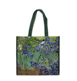 Sac cabas, Irises, Van Gogh