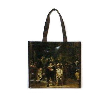 Shopper, Rembrandt, De Nachtwacht