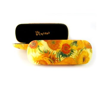 Spectacle Case,  Sunflowers, Van gogh