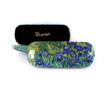 Brillenkoker,  Irissen , Van Gogh
