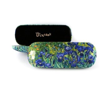 Spectacle Case, Irises, Van Gogh