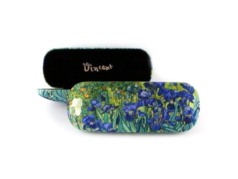 Brillendoos,  Irissen , Van Gogh
