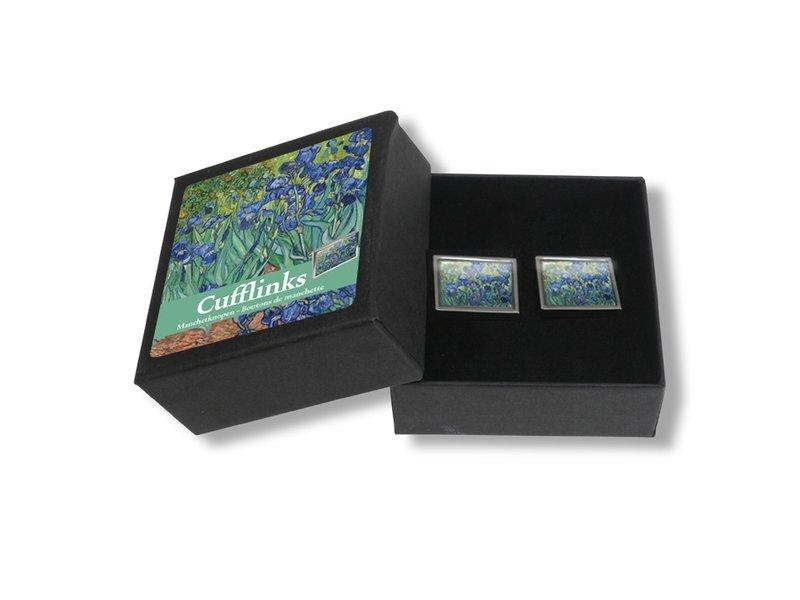 Manchetknopen, Irissen, Van Gogh