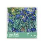 Essui-verres, 15 x 15 cm, Iris, Van Gogh