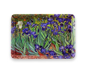 Minitablett, 21 x 14 cm, Iris, Van Gogh