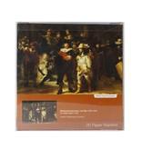 Toallas de papel, guardia nocturna, Rembrandt