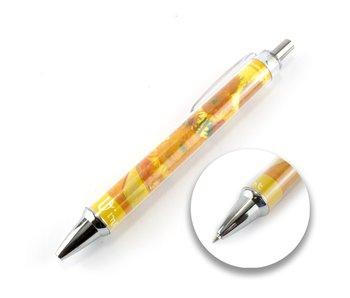 Foto pen,Zonnebloemen , Van Gogh