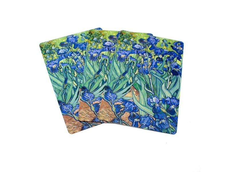 Spielkarten, Iris, Van Gogh