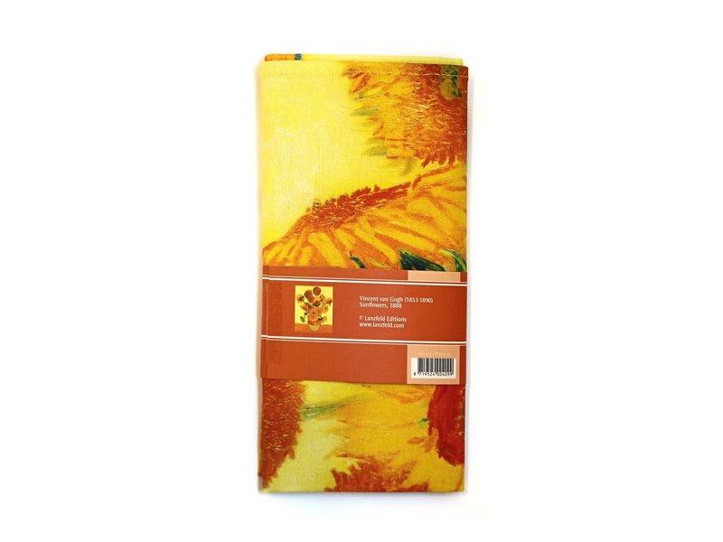 Geschirrtuch, Sonnenblumen, Van Gogh