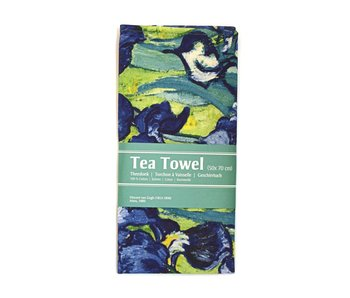 Tea Towel,  Irisses, Van Gogh