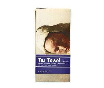 Tea Towel, Milkmaid, Vermeer