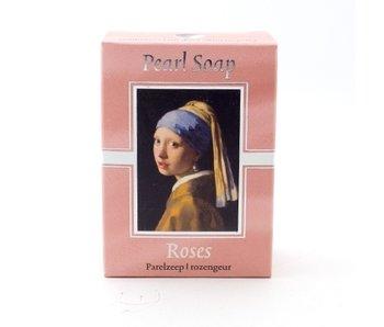 Savon, Jeune fille à la perle, Vermeer