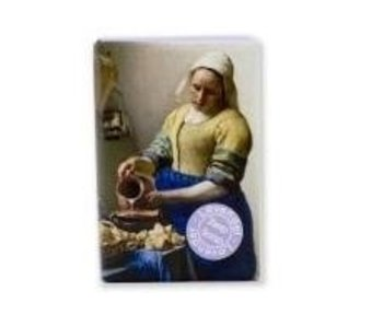 Soap, single bar, Milkmaid, Vermeer