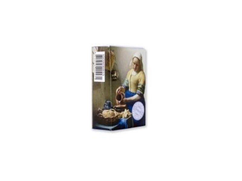Zeep, Het melkmeisje, Vermeer