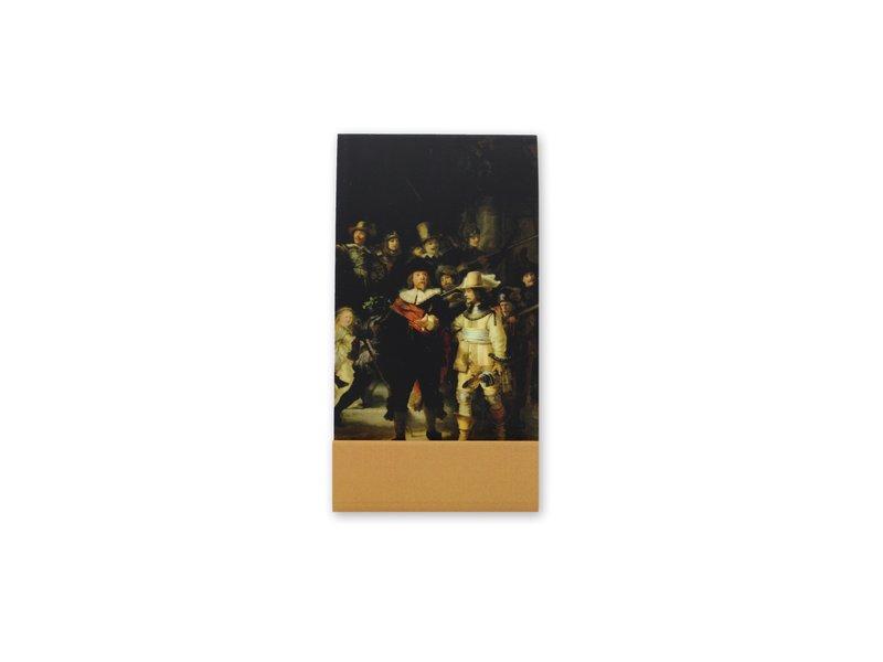 GoGoNotes Veille de nuit, Rembrandt