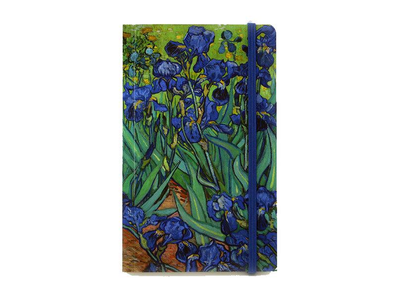 Softcover-Notizbuch, Iris, Van Gogh